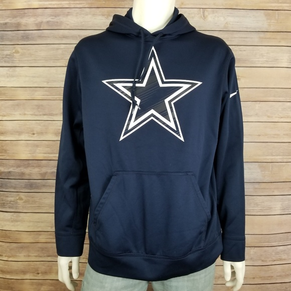 promo code d95a4 4682e Nike Thermafit Dallas Cowboys Hoodie